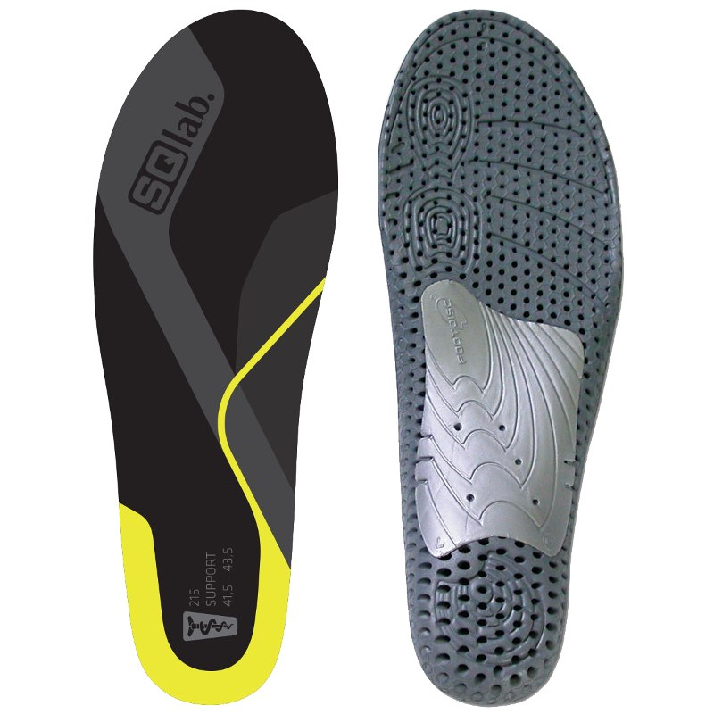 SQlab 215 Insoles - yellow