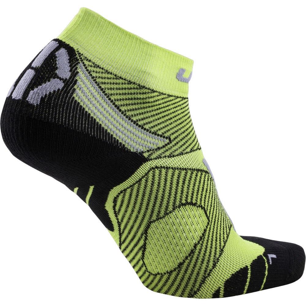 Bild von UYN Running Marathon Zero Socken - Green Lime/Black
