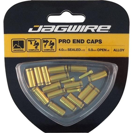 Jagwire Universal Pro End Cap Kit 4mm