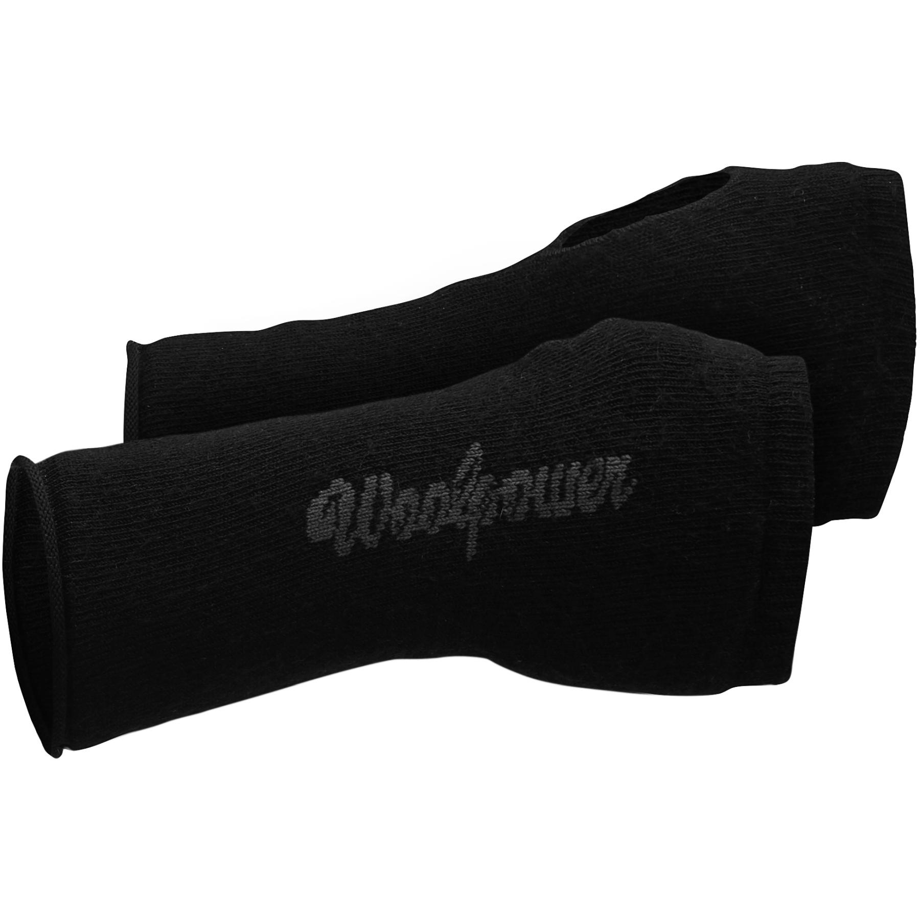 Woolpower Handgelenkstulpen 200 - black