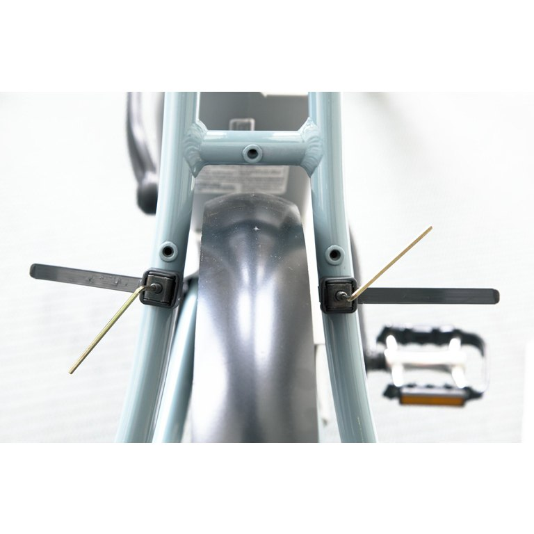 Image of ABUS Bracket Clutching Strap LH Adaptor 4850 / 4850 LH-2 for Shield and Tectic Frame Locks - 56240