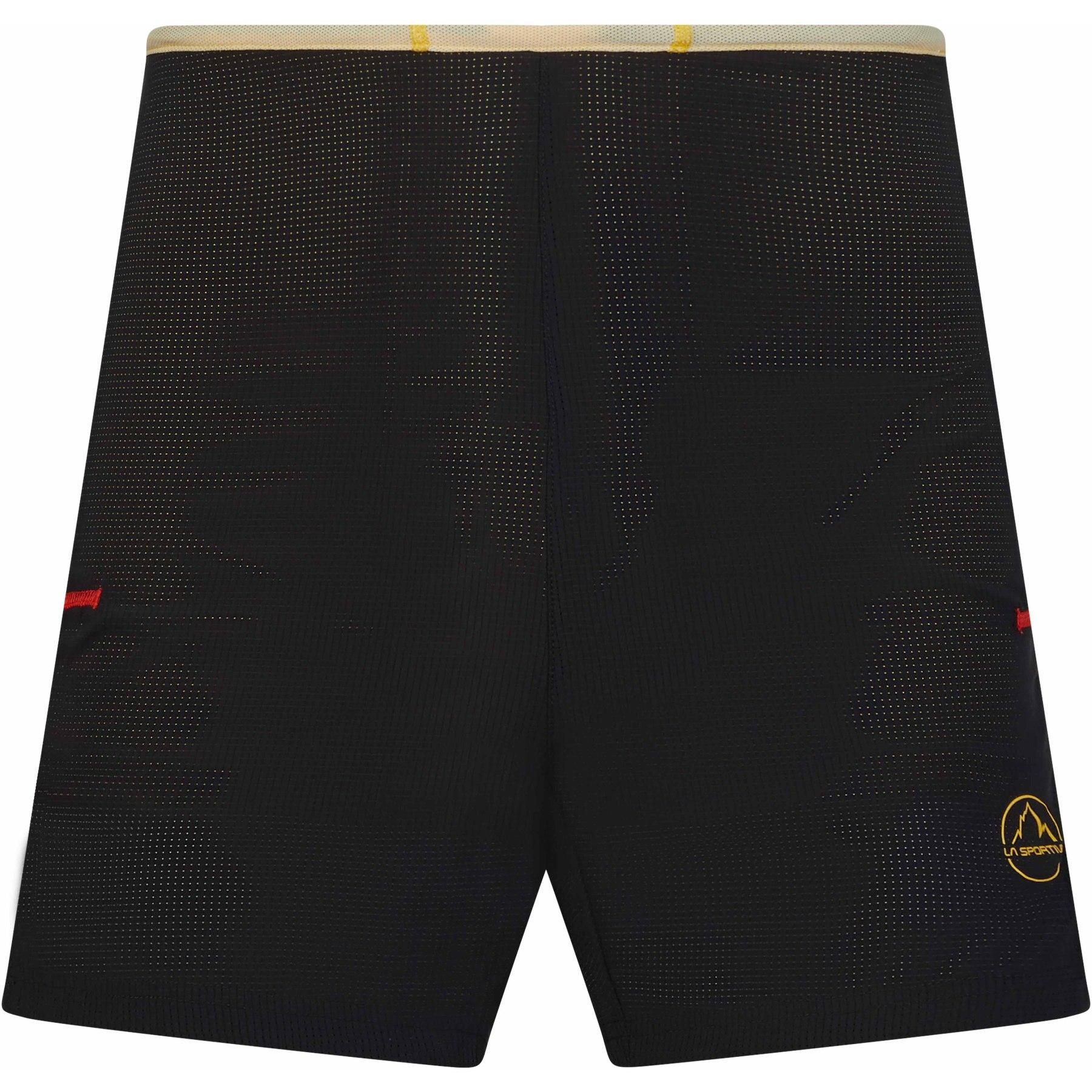 La Sportiva Freccia Shorts - Schwarz/Gelb