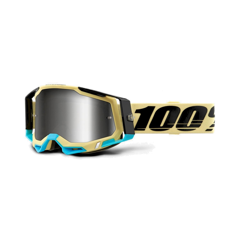100% Racecraft 2 Goggle Mirror Lens Gafas - Airblast