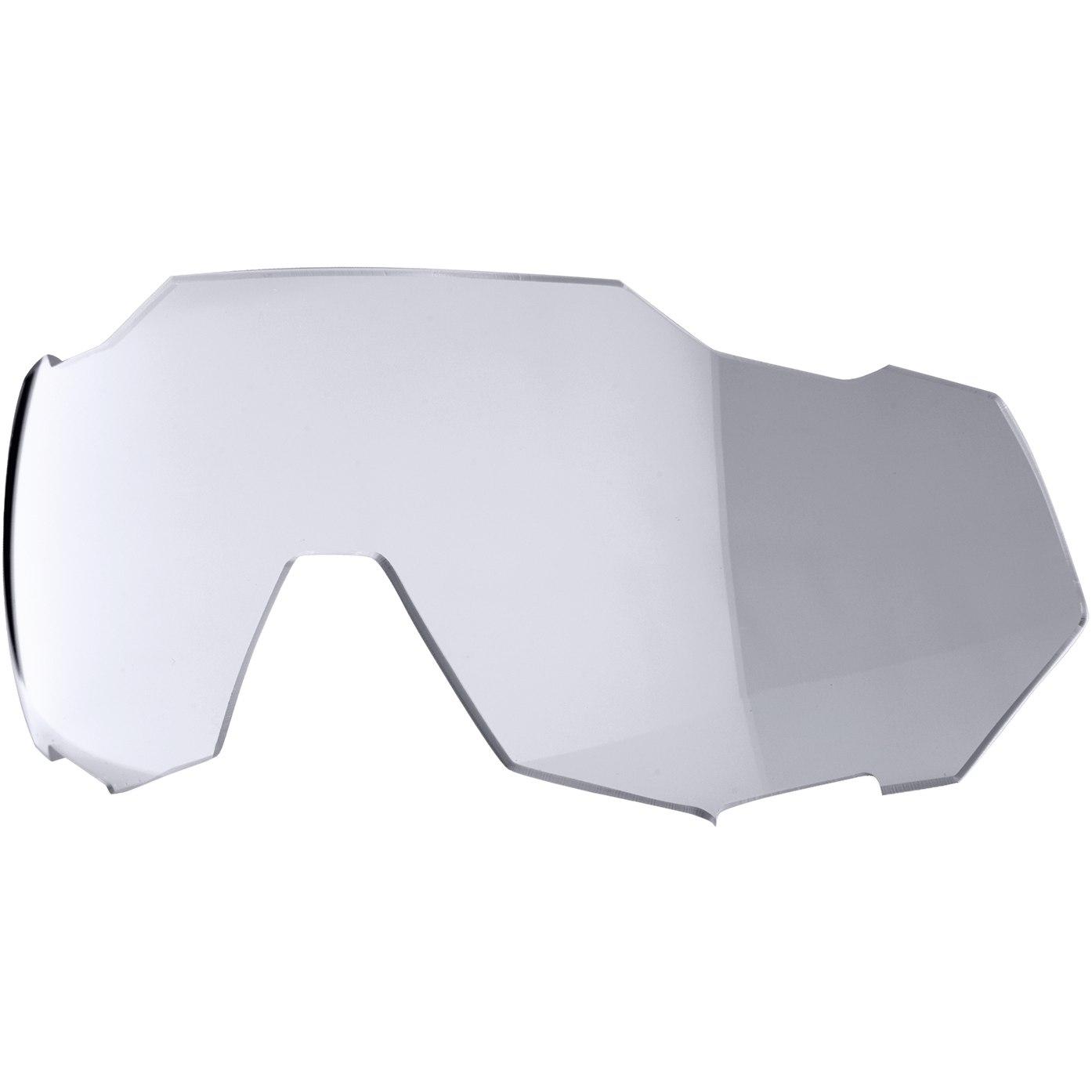 Imagen de 100% Speedtrap HiPER Mirror Replacement Lens - HiPER Silver Mirror