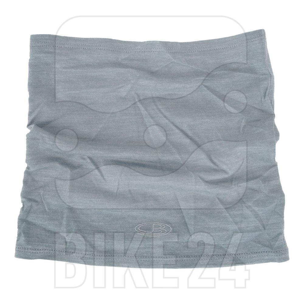 Produktbild von Icebreaker Flexi Half Chute Multifunktionstuch - Gravel HTHR