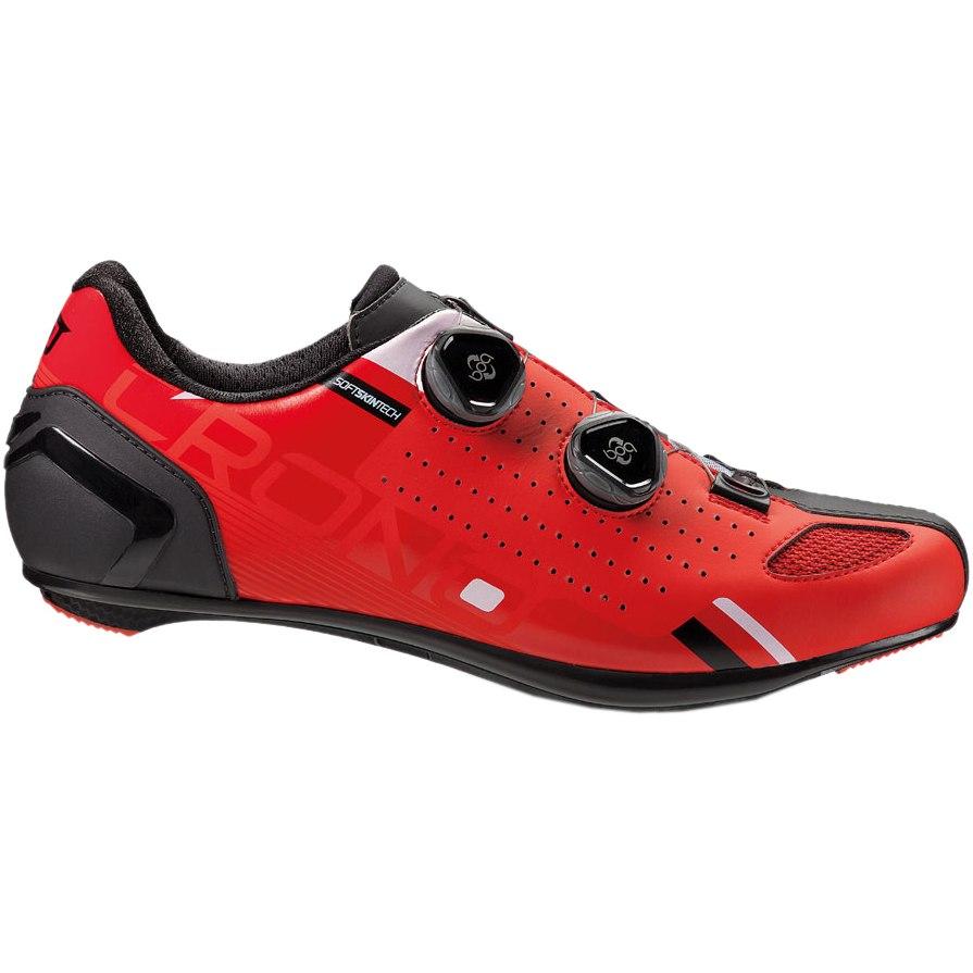 Crono CR2 Road Nylon Shoe - Red