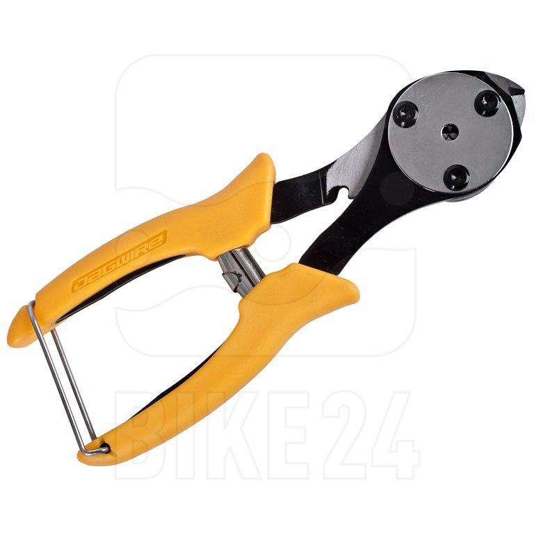 Jagwire Pro Crimper and Cutter für Schalt- und Bremsinnenzüge