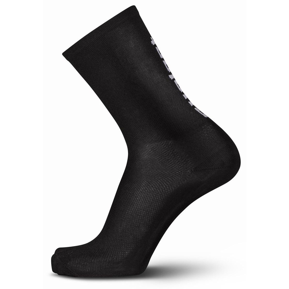 Suplest Socks - black/white