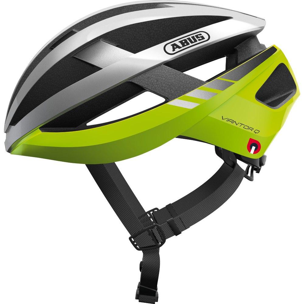 ABUS Viantor Quin Helmet - neon yellow