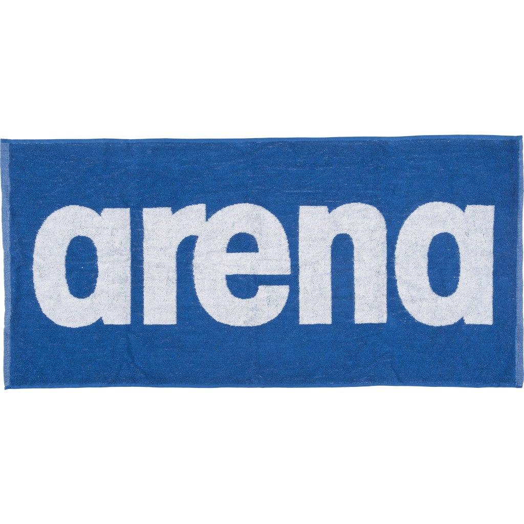 arena Gym Soft Towel - royal-white