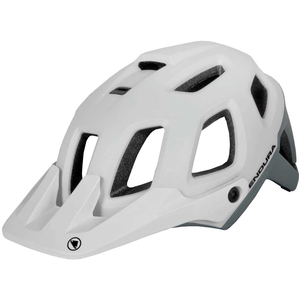 Endura SingleTrack Helmet II - white