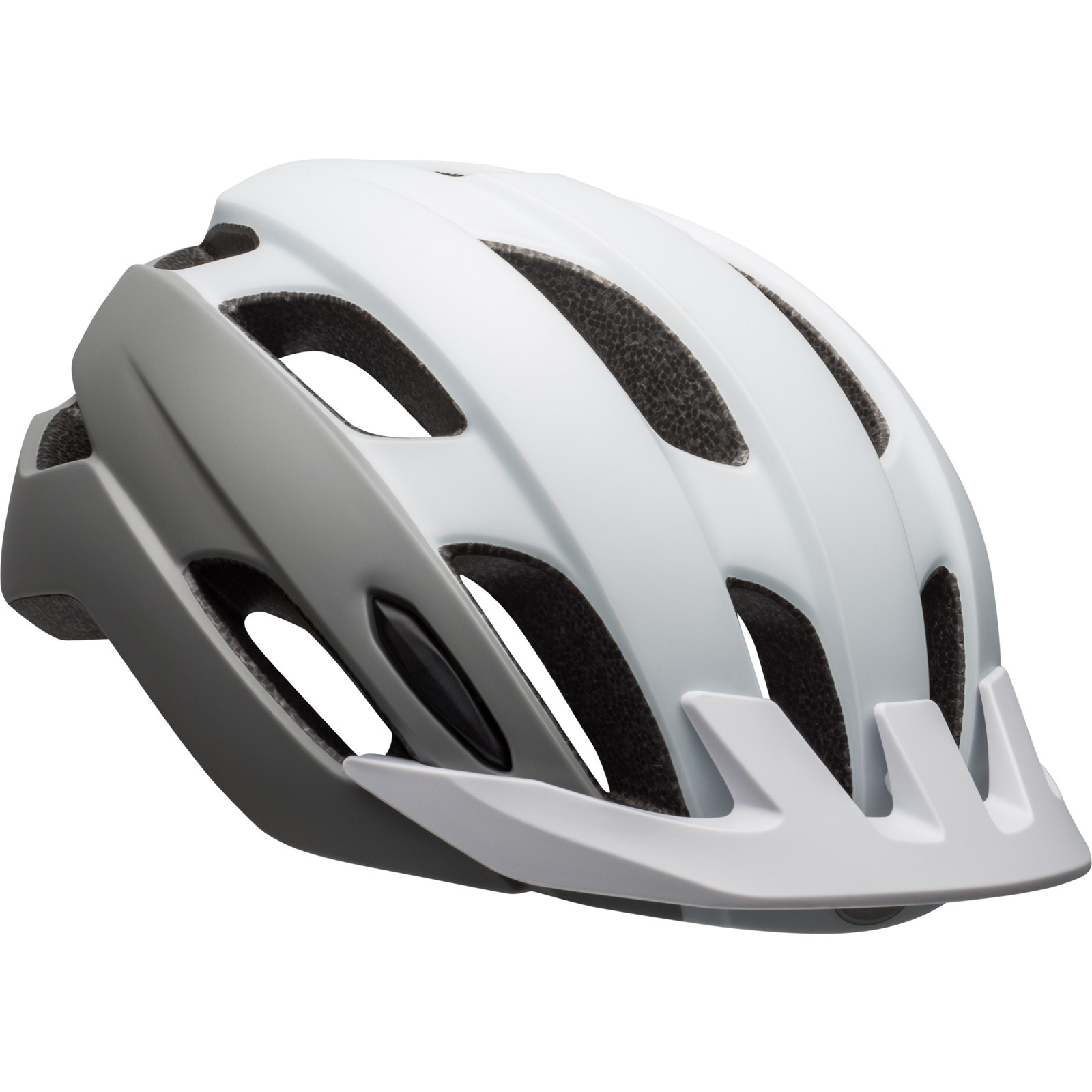 Bell Trace MIPS Helmet - matte white/silver
