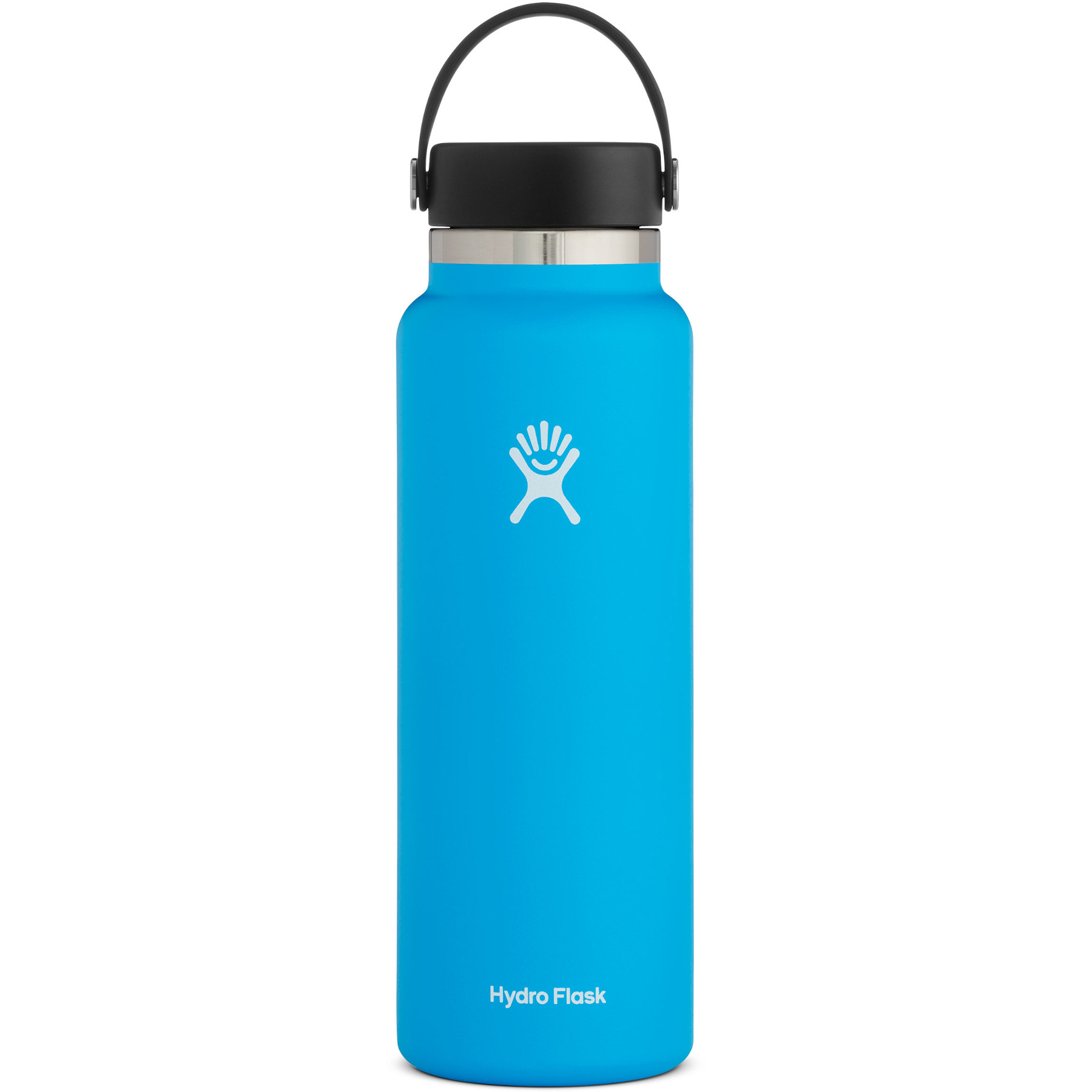 Hydro Flask 40 oz Wide Mouth mit Flex Cap 2.0 Thermoflasche 1182 ml - Pacific