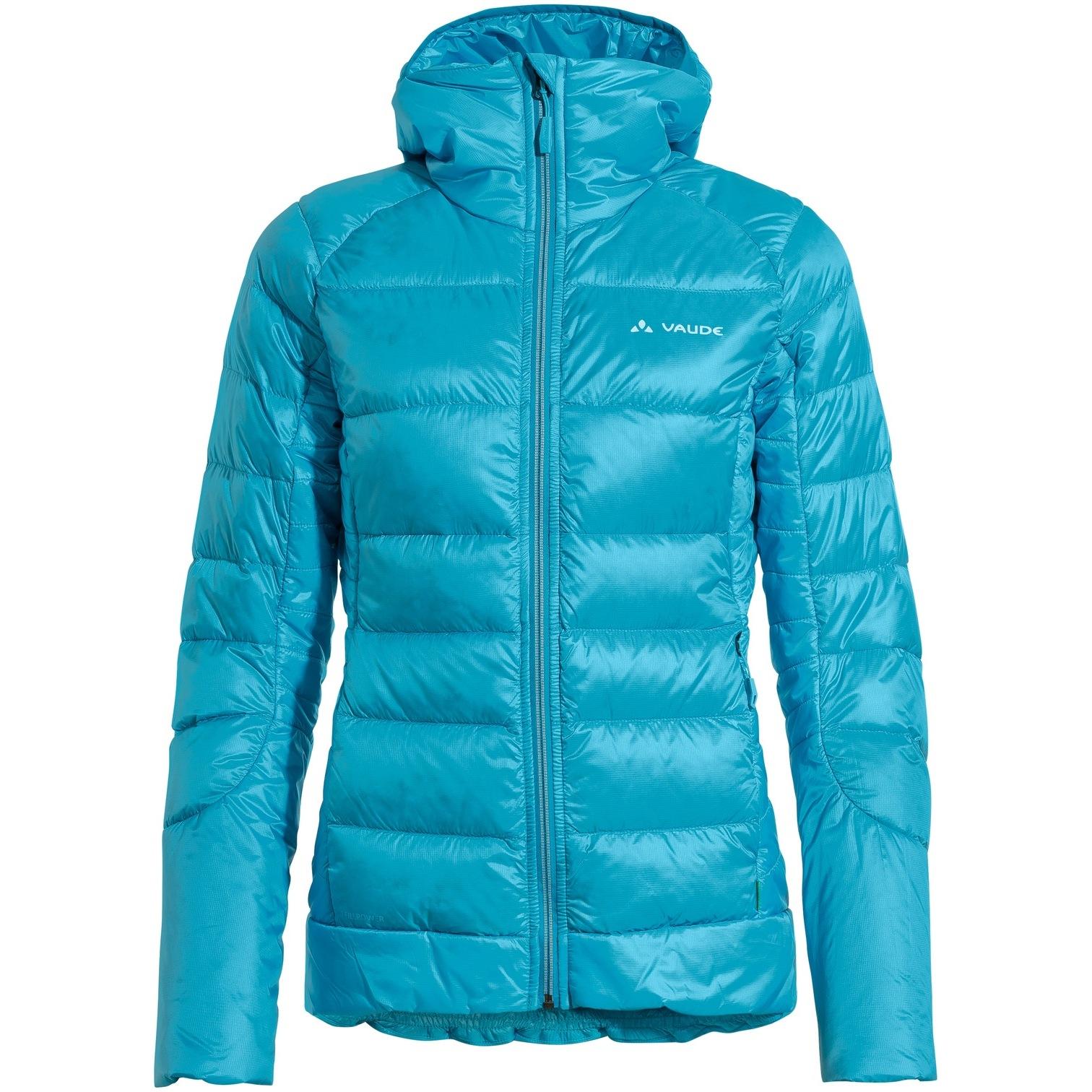 Vaude Women's Kabru Hooded Jacket III - arctic blue