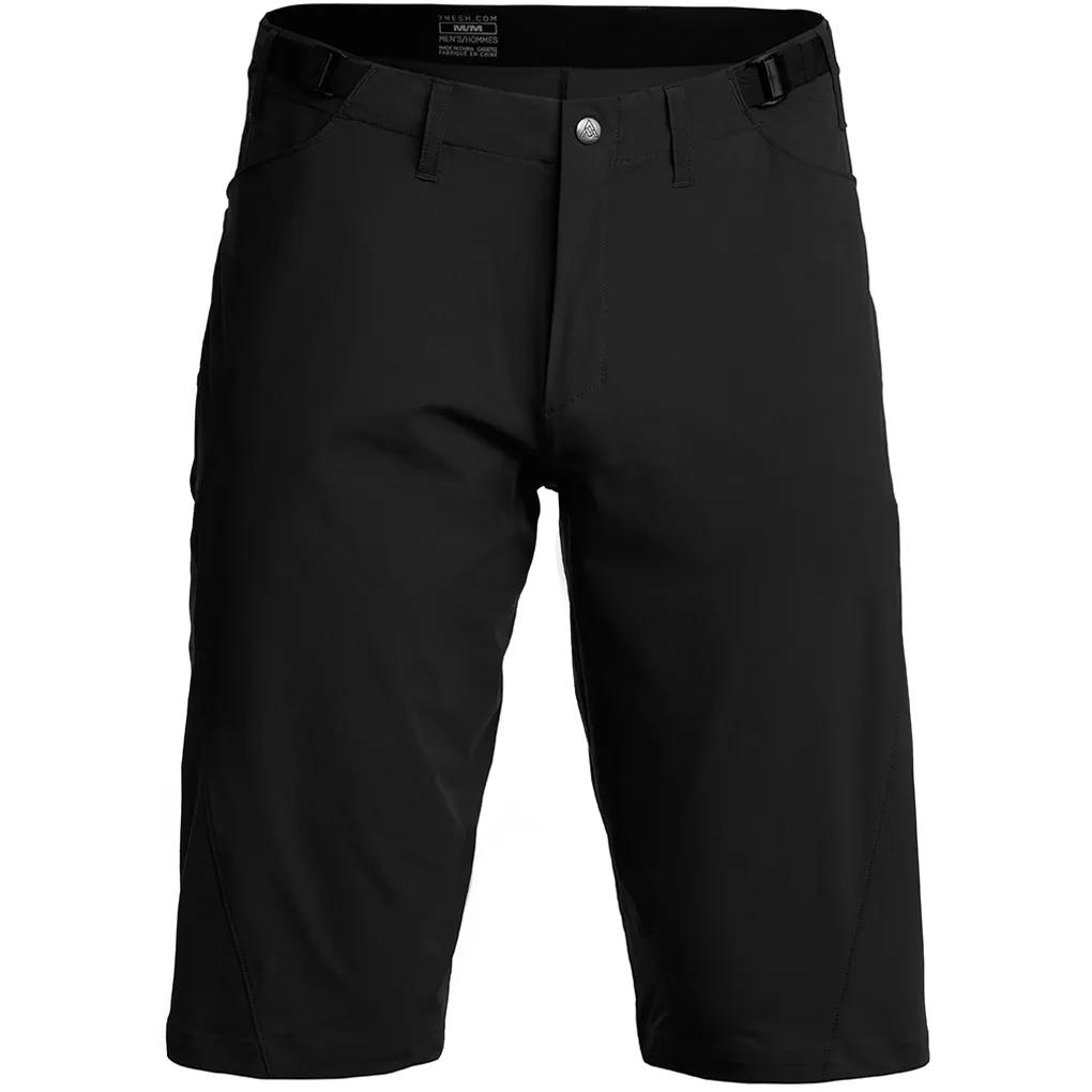 7mesh Farside Long Pantalones cortos para hombre - Black