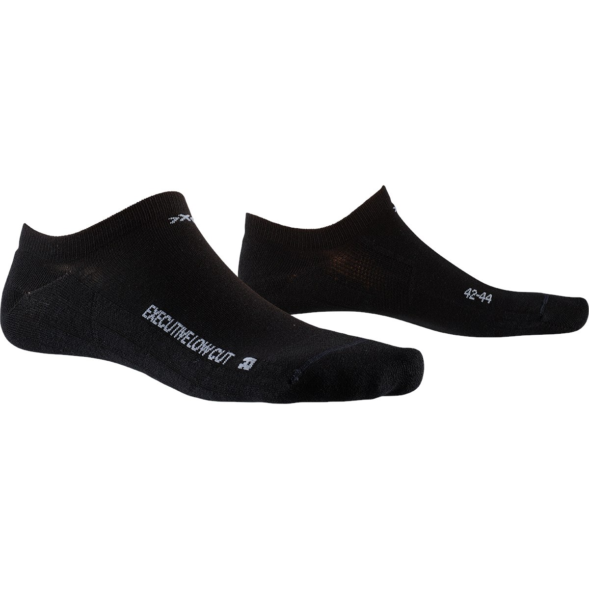 X-Socks Executive Low Cut Socken - black