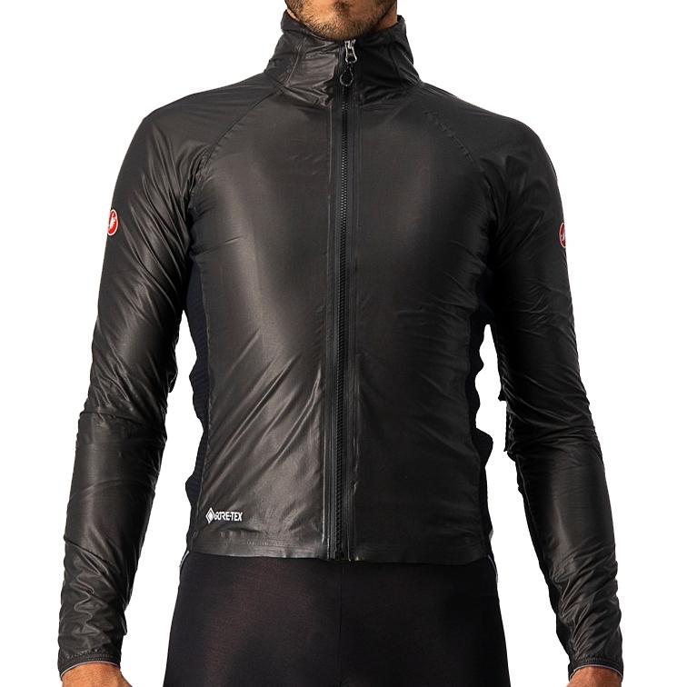 Castelli Idro Pro 3 Jacke - schwarz