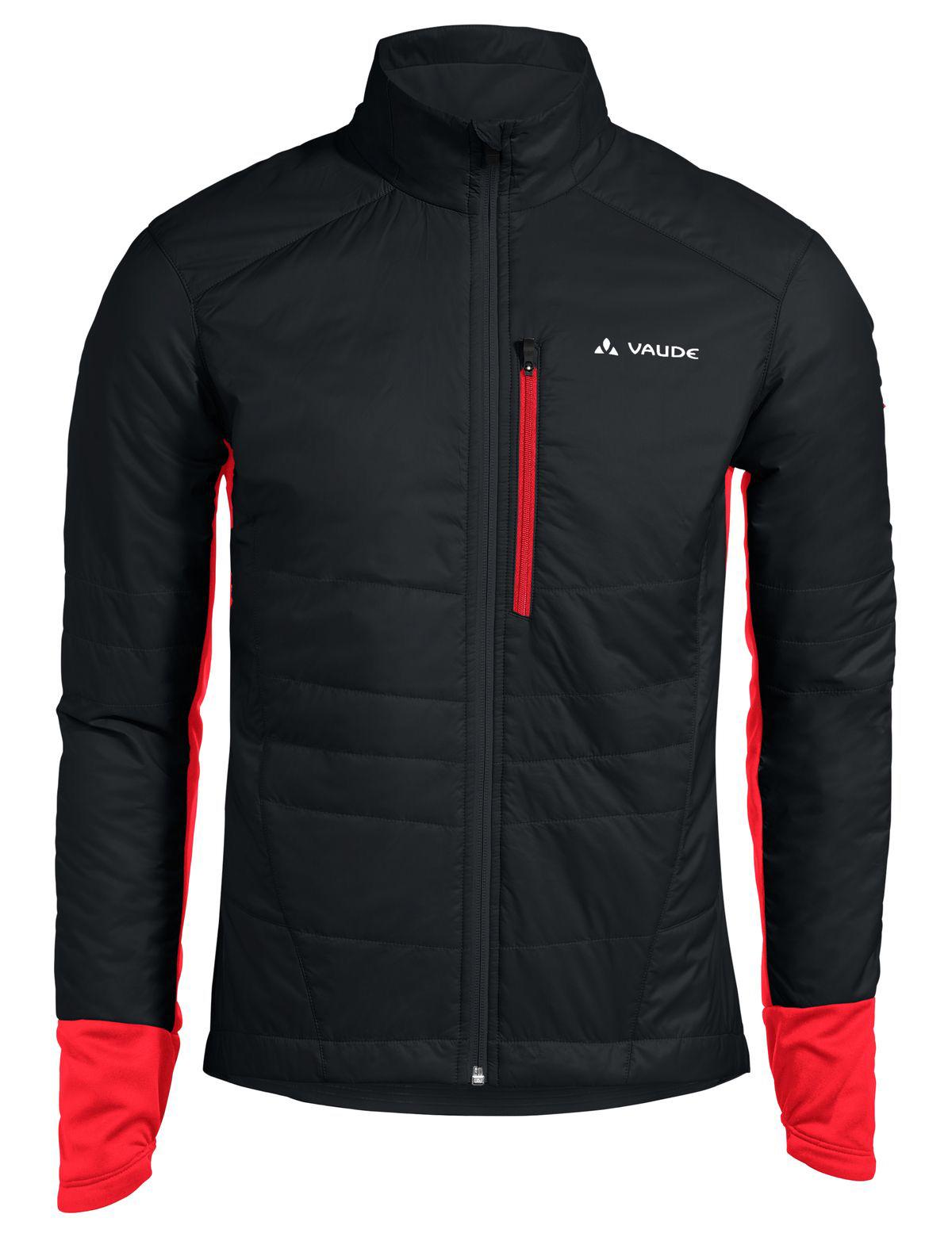 Vaude Men's Taroo Insulation Jacket - black/red