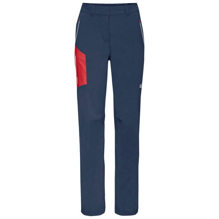Jack Wolfskin Overland Pants W Damenhose - dark indigo