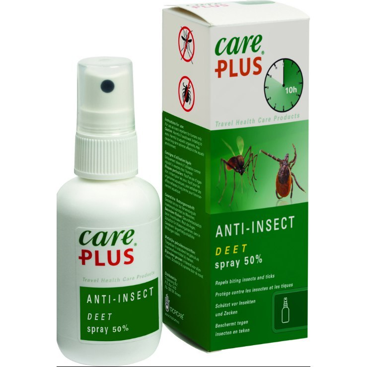 Care Plus Anti-Insect - Deet Spray 50% - 200ml