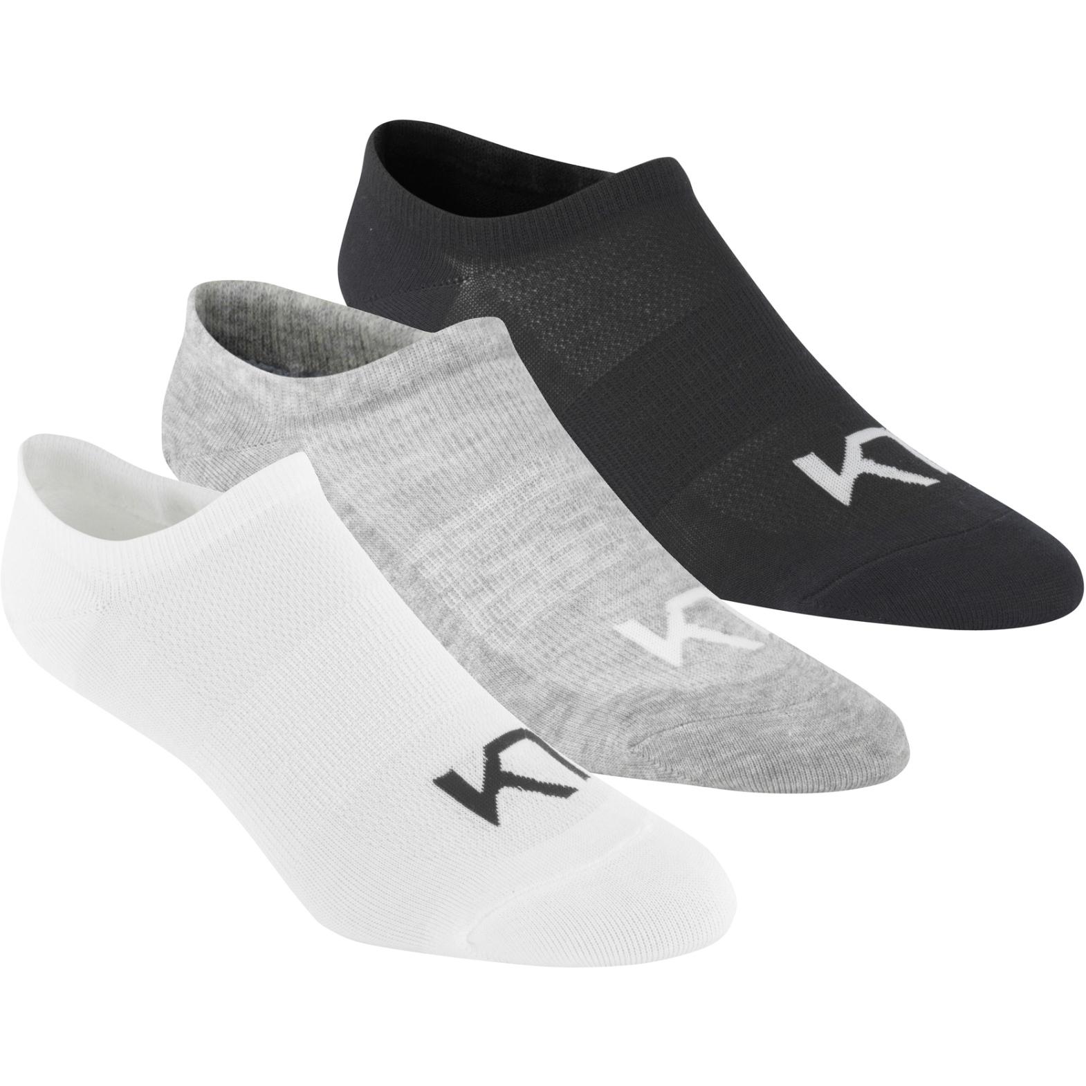 Kari Traa Hæl Damen Socken - 3-Pack - Bwt