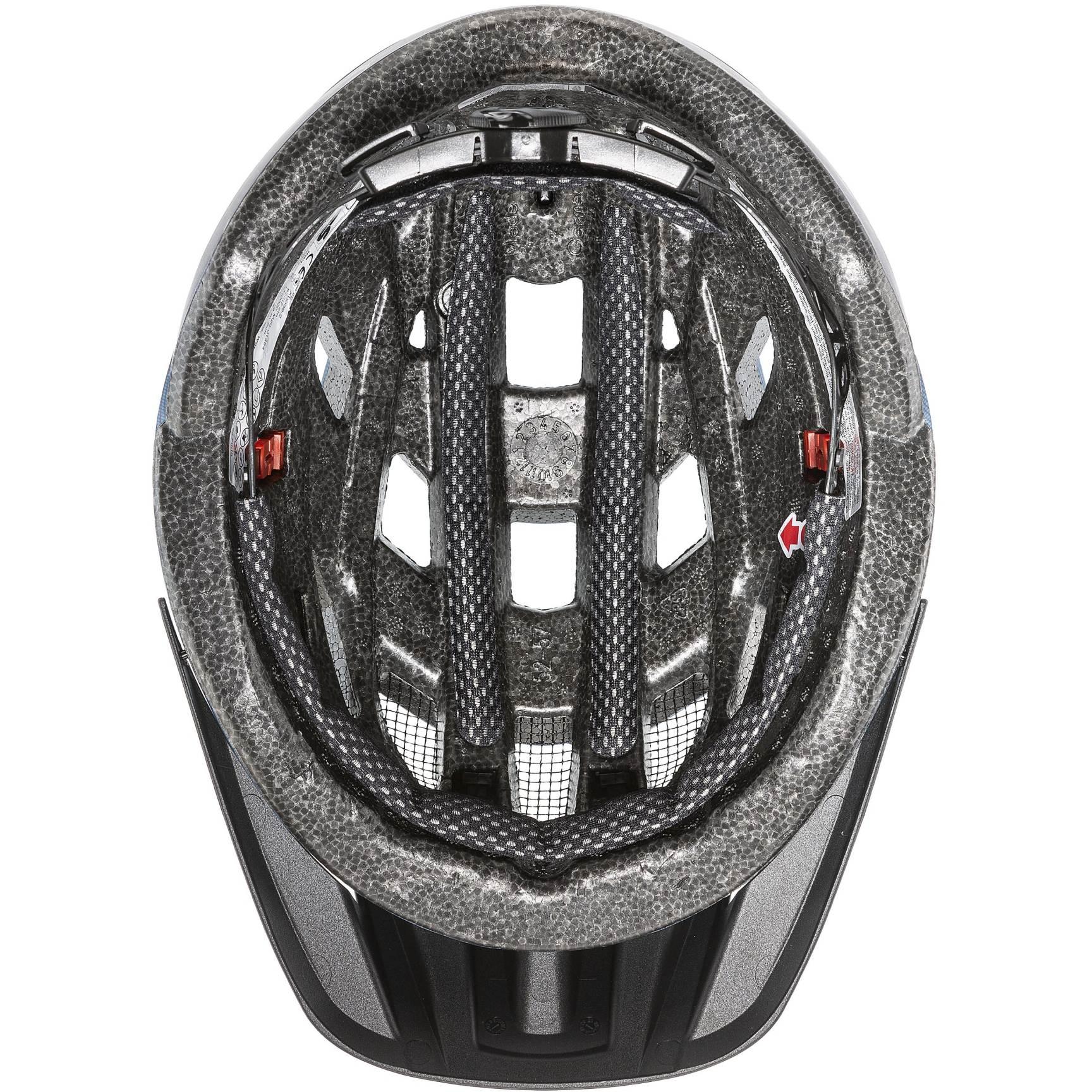 Image of Uvex i-vo cc Helmet - deep space mat