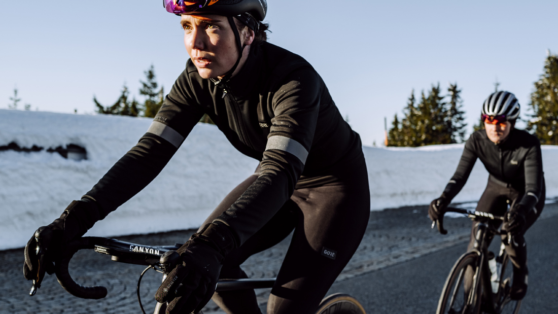 chaqueta de ciclismo para mujer GORE® Wear Tempest