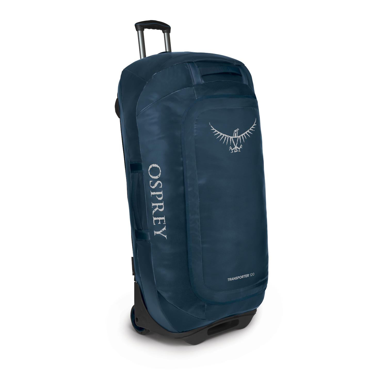 Picture of Osprey Rolling Transporter 120 Travel Bag - Venturi Blue