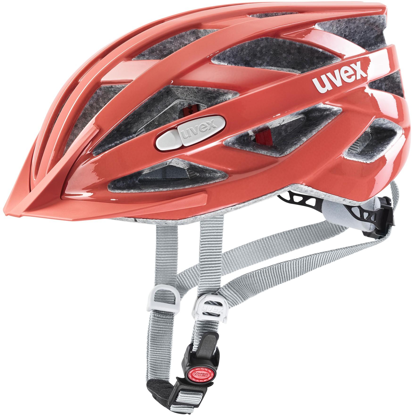 Image of Uvex i-vo 3D Helmet - grapefruit