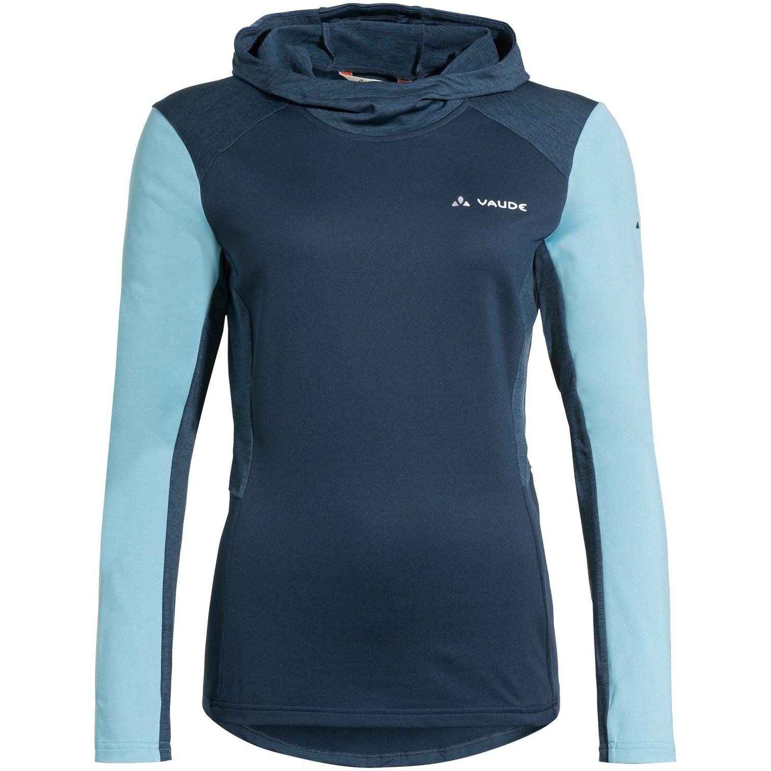 Vaude Women's Qimsa LS T-Shirt - dark sea