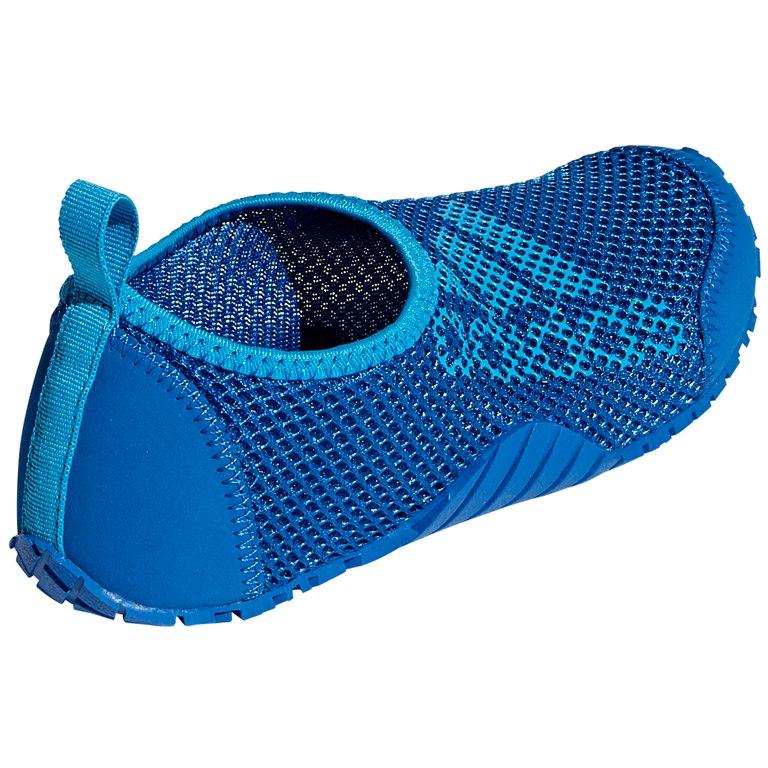 Image of adidas Kids' Kurobe Watersports Shoe - blue beauty/blue beauty/shock cyan BC0709