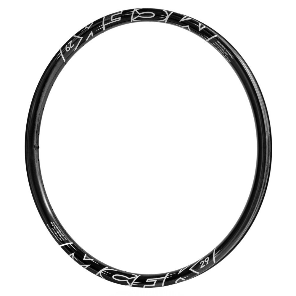 Mcfk 29 Inch Carbon MTB Rim - Disc - 25-622 - UD Matt Carbon