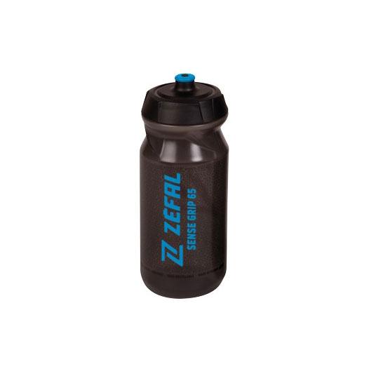 Zéfal Sense Grip 65 Bottle 650ml - smoked black/blue