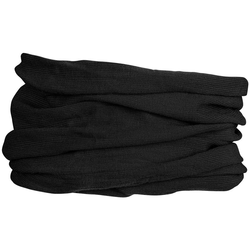 GripGrab Multifunctional Merino Neck Warmer - Black