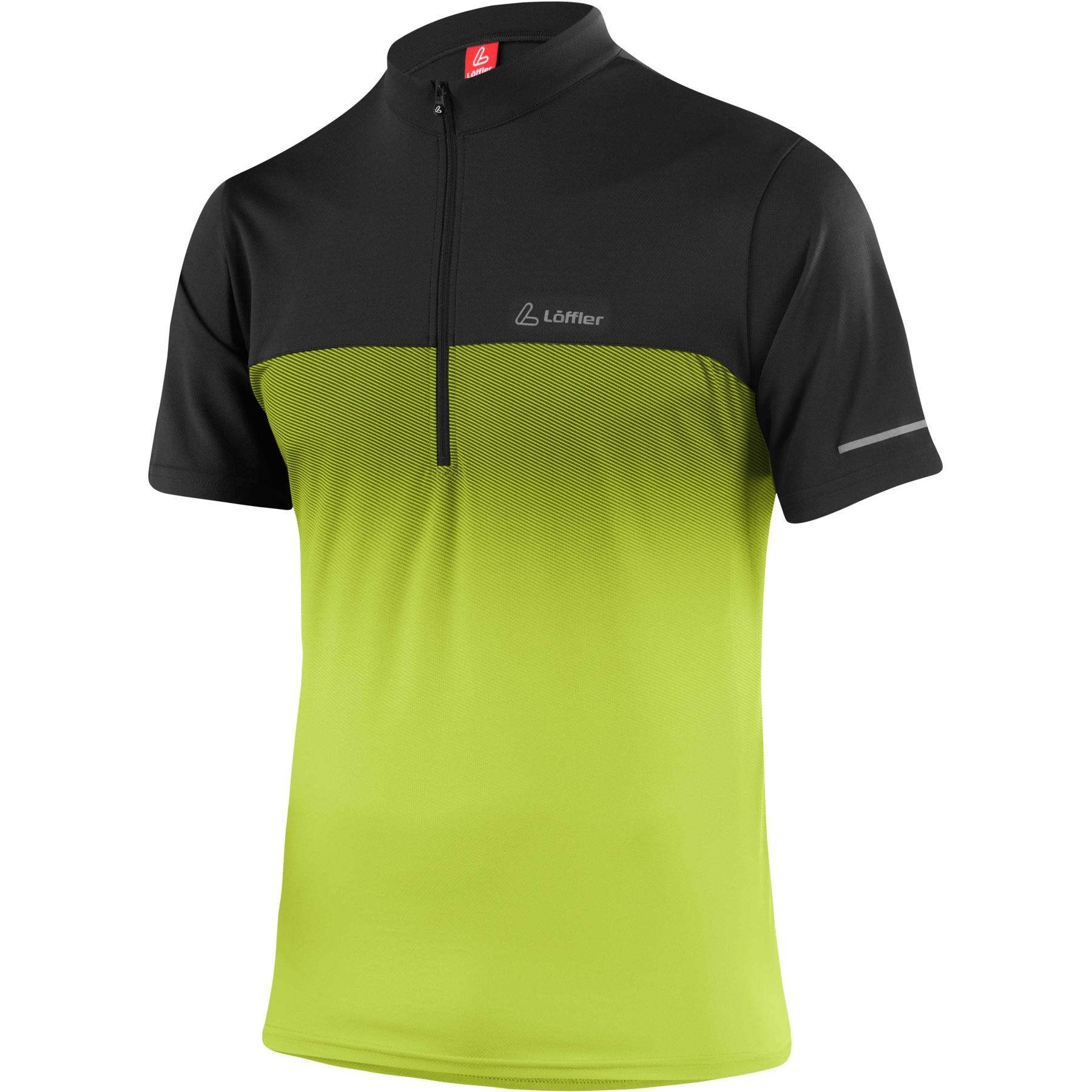 Löffler Bike Shirt HZ Flow 22451 - light green 333