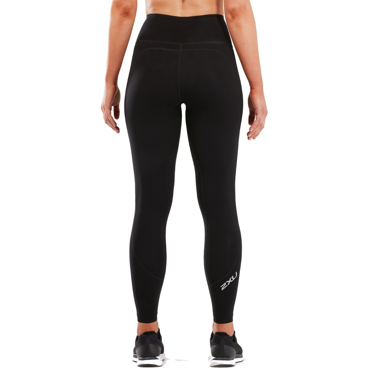 Imagen de 2XU Women's Fitness Hi-Rise Compression Tights - black/black
