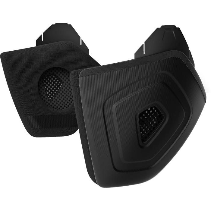 ABUS Earpads PEDELEC 2.0 Protección de los oídos - negro