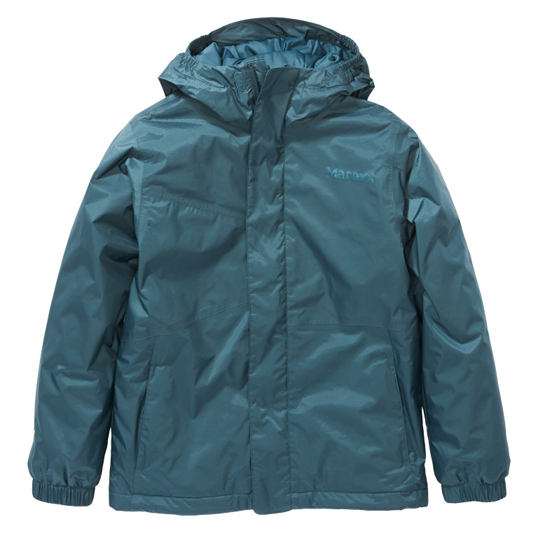 Marmot Kid's PreCip Eco Insulated Jacket - Stargazer
