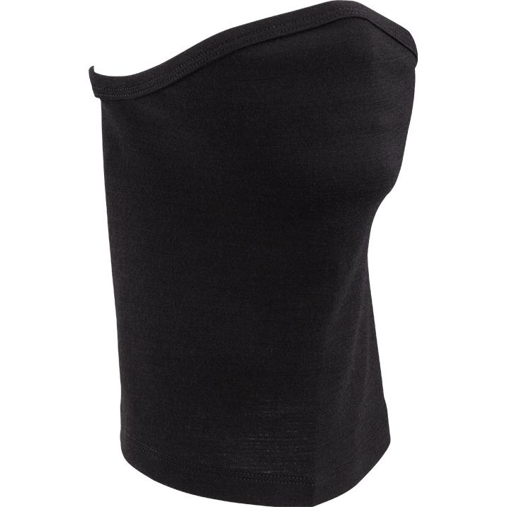 45NRTH Blowtorch Wool Neck Gaiter Merino Calentador de cuello - Black