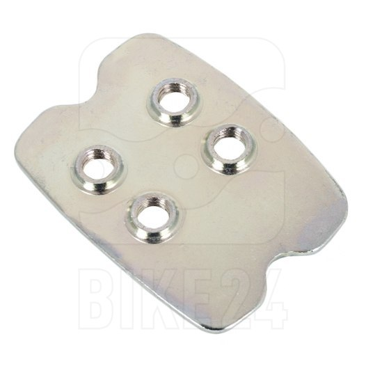 Shimano Cleat Nut SM-SH51/52/55/56 SPD Cleats - silver