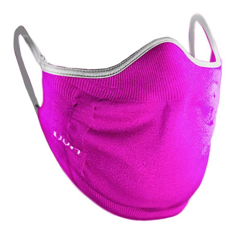 Image of UYN Community Mask Plus Unisex - Pink/Pearl Grey