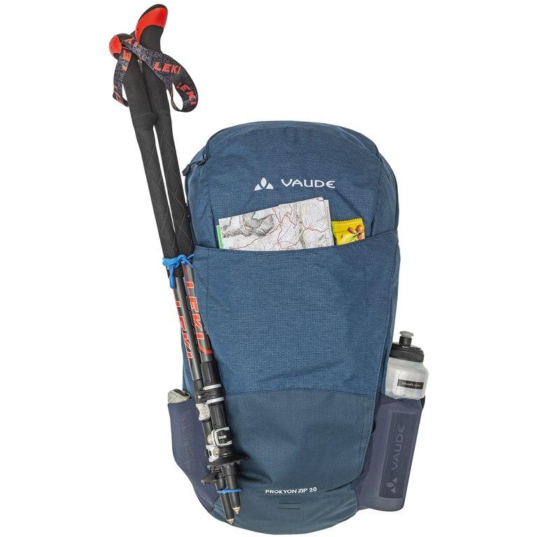 Image of Vaude Prokyon Zip 20 Backpack - squirrel