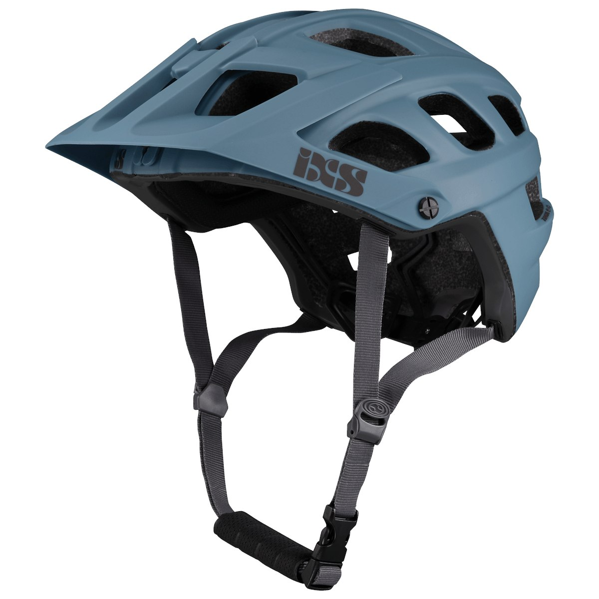iXS Trail EVO Helmet - ocean