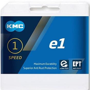 Image of KMC e1 EPT E-Bike Chain - Multi Gear Hubs/Single Speed