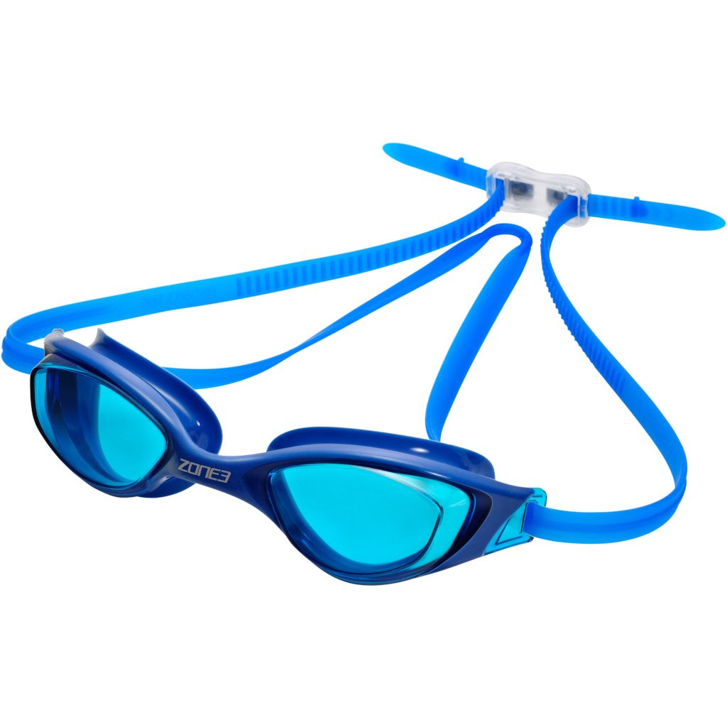 Zone3 Aspect Schwimmbrille - aqua/aqua/blue
