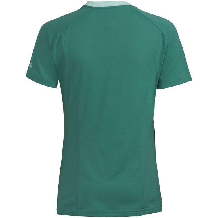 Bild von Vaude Women's Moab Shirt IV Damen Kurzarmshirt - glacier