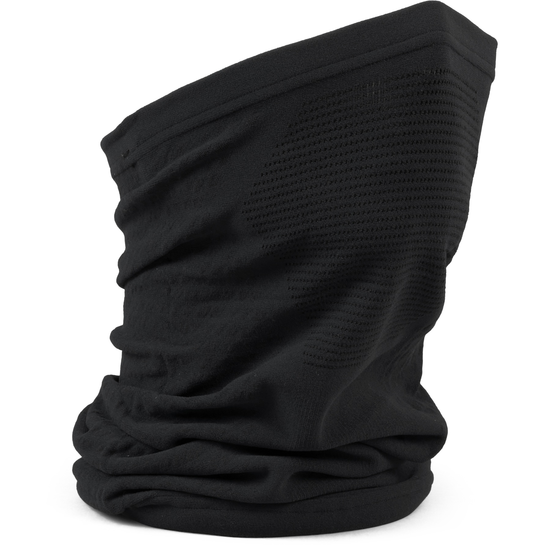 Picture of GripGrab Freedom Seamless Warp Knitted Neck Warmer - Black