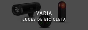 Iluminación para bicicletas Garmin Varia