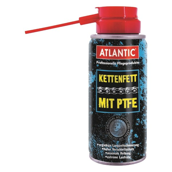 Atlantic Chain Lubricant with PTFE - 150 ml Spray Can