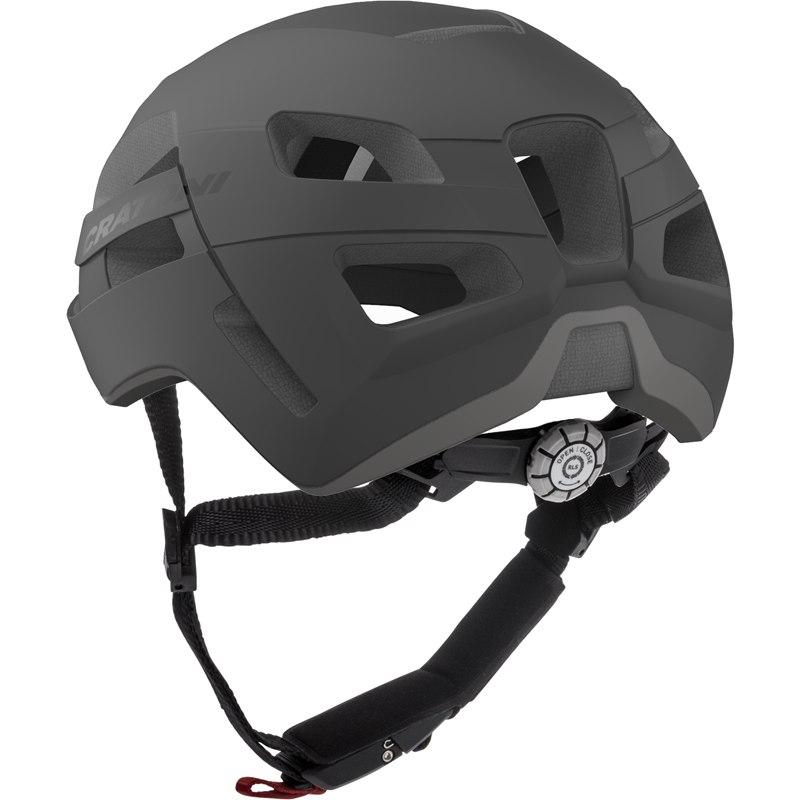 Image of CRATONI Speedfighter Helmet - white matt